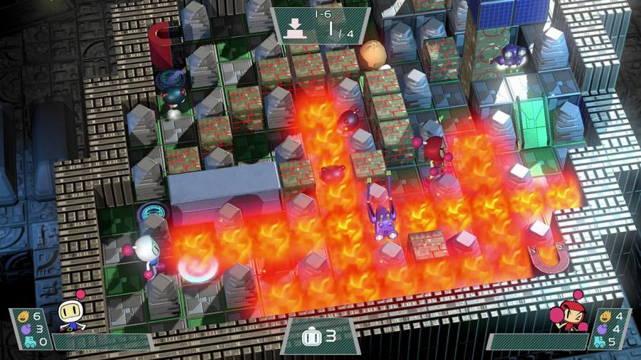 Super Bomberman R Screenshot 6