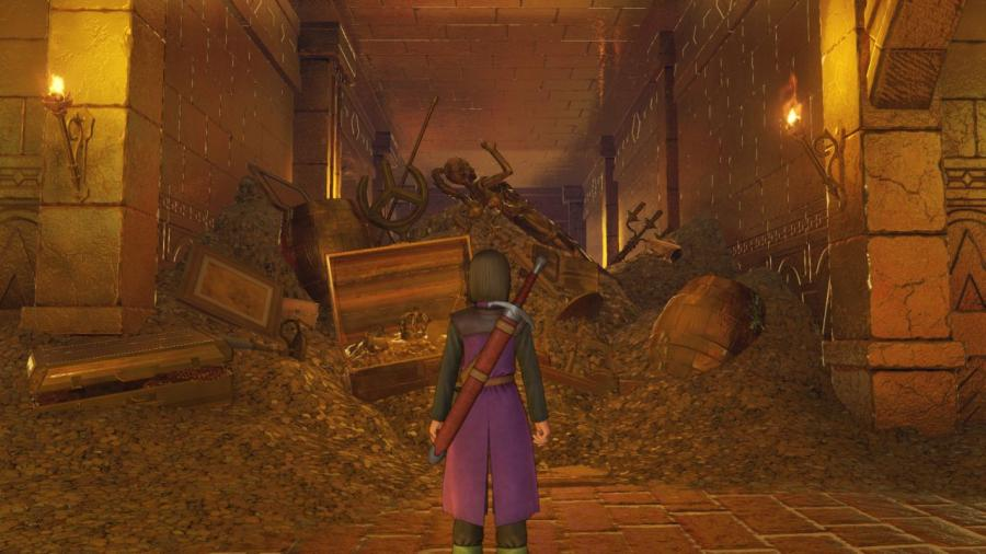 Dragon Quest XI - Echoes of an Elusive Age Screenshot 8