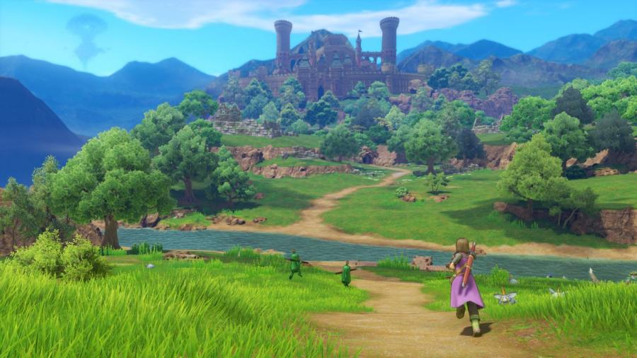 Dragon Quest XI - Echoes of an Elusive Age Screenshot 2