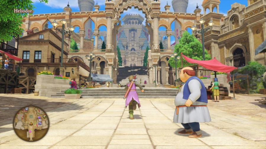 Dragon Quest XI - Echoes of an Elusive Age Screenshot 3