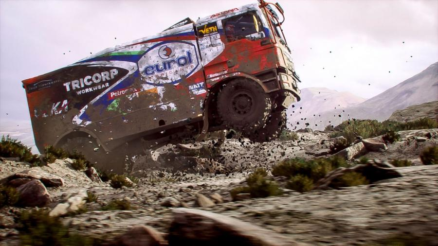 Dakar 18 Screenshot 6