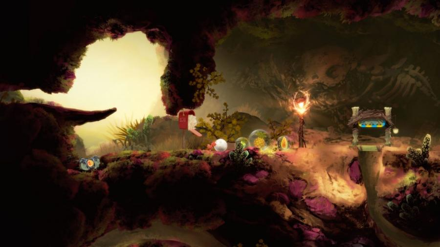 Yoku's Island Express Screenshot 5