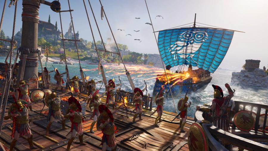 Assassin's Creed Odyssey Screenshot 3