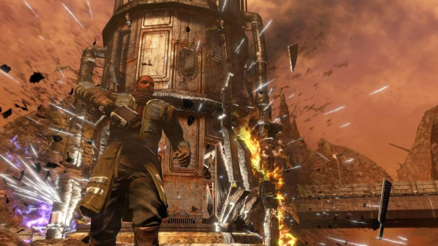 Red Faction Guerrilla Re-Mars-tered Screenshot 4