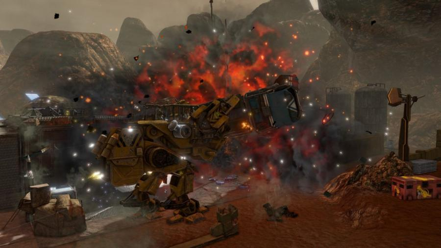 Red Faction Guerrilla Re-Mars-tered Screenshot 9