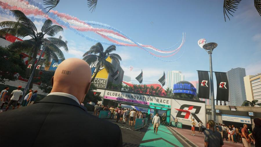 HITMAN 2 Screenshot 2