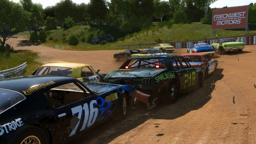 Wreckfest Screenshot 9