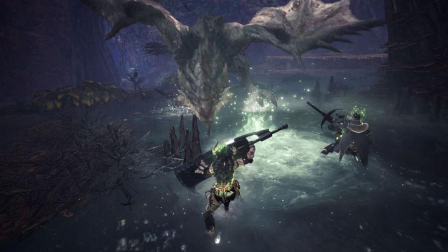 Monster Hunter World - EU Key Screenshot 6
