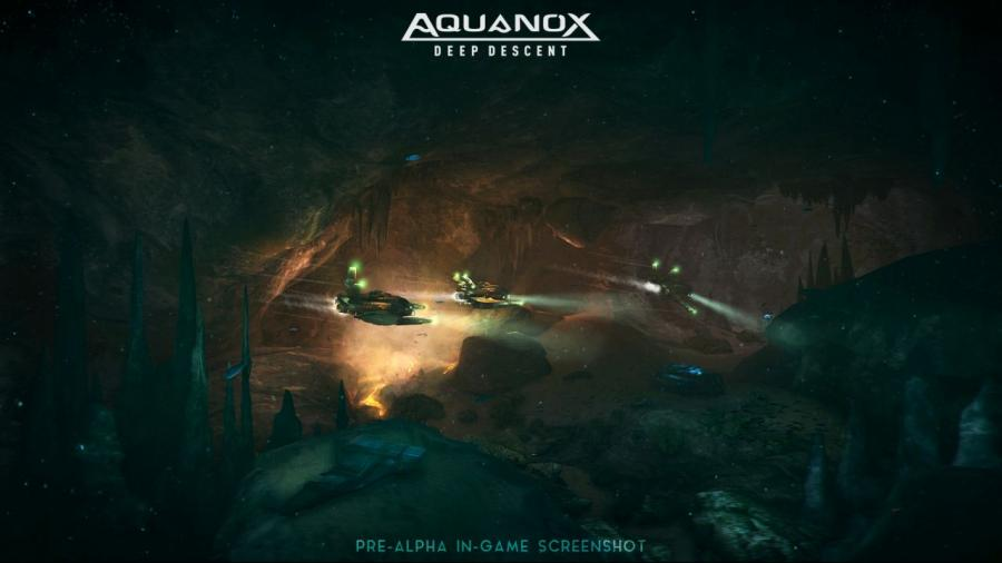 Aquanox Deep Descent Screenshot 2
