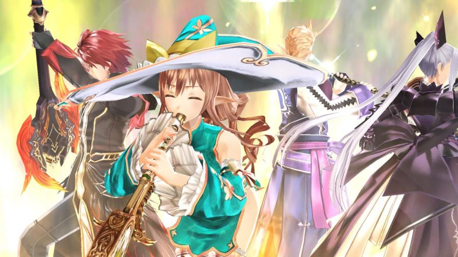 Shining Resonance Refrain Screenshot 3