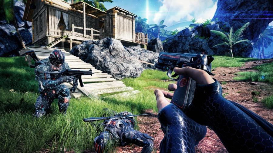 Islands of Nyne - Battle Royale Screenshot 1