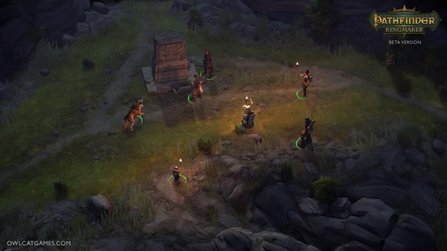 Pathfinder Kingmaker Screenshot 4