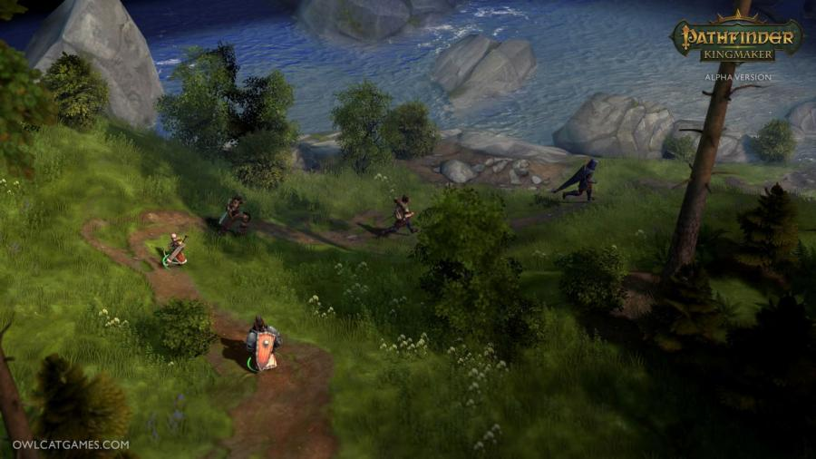 Pathfinder Kingmaker Screenshot 6