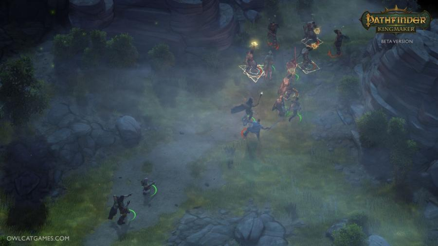Pathfinder Kingmaker Screenshot 7