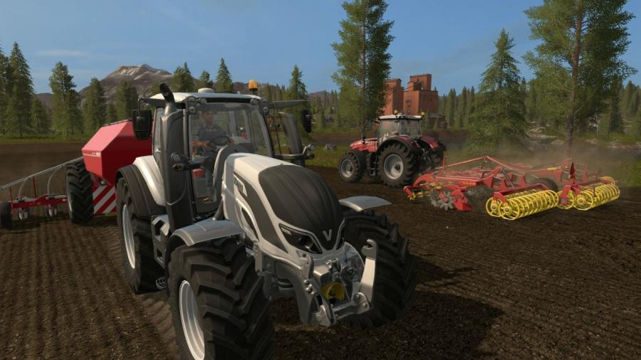 Landwirtschafts-Simulator 17 Screenshot 3