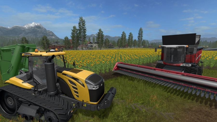 Landwirtschafts-Simulator 17 Screenshot 5
