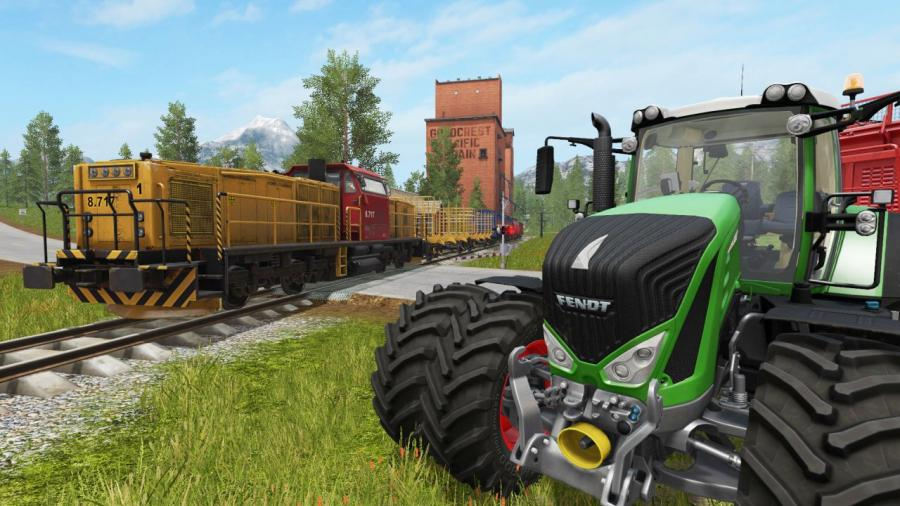 Landwirtschafts-Simulator 17 Screenshot 6