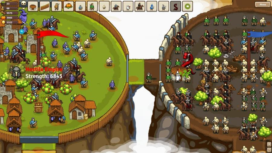 Circle Empires Screenshot 2