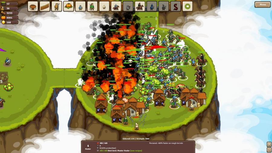 Circle Empires Screenshot 4