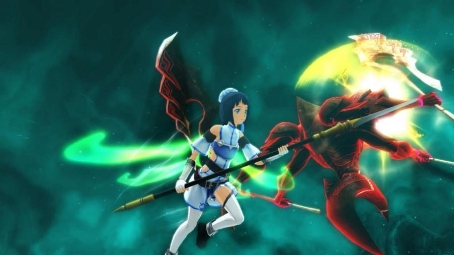 Accel World VS Sword Art Online - Deluxe Edition Screenshot 6