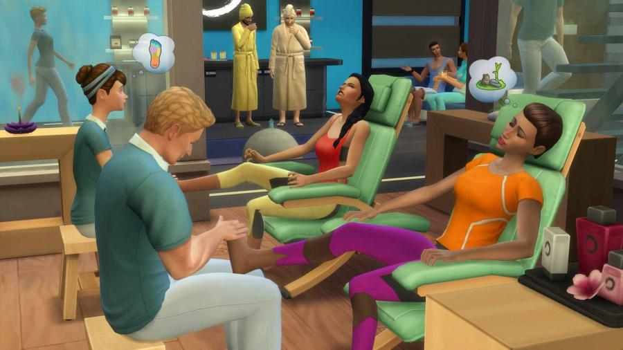 Die Sims 4 - Wellness-Tag (Addon) Screenshot 2