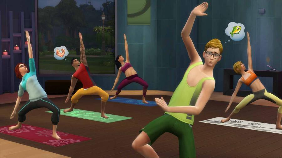 Die Sims 4 - Wellness-Tag (Addon) Screenshot 3
