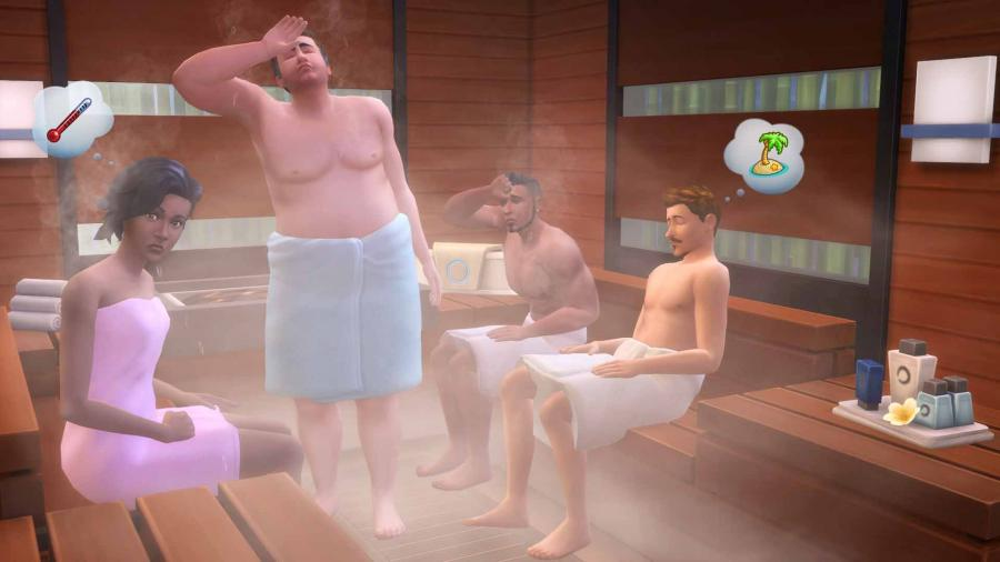 Die Sims 4 - Wellness-Tag (Addon) Screenshot 4