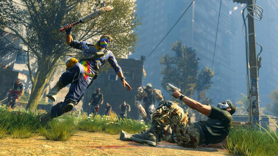 Dying Light - Bad Blood Screenshot 3