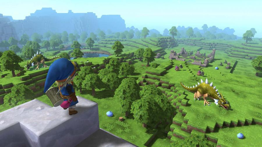 Dragon Quest Builders - Nintendo Switch Download Code Screenshot 2