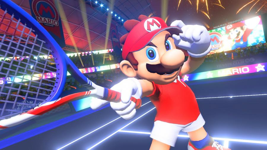 Mario Tennis Aces - Nintendo Switch Download Code Screenshot 2