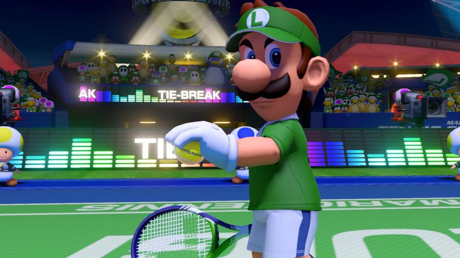 Mario Tennis Aces - Nintendo Switch Download Code Screenshot 3