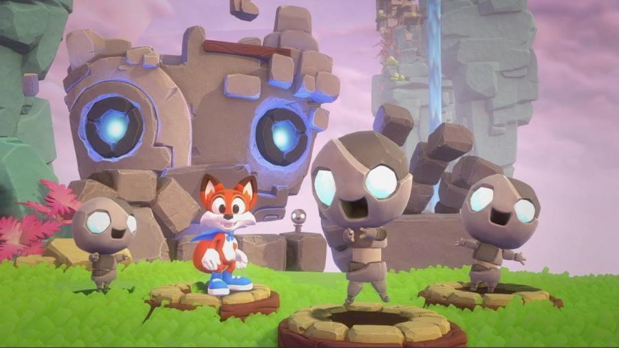 Super Lucky's Tale Screenshot 2