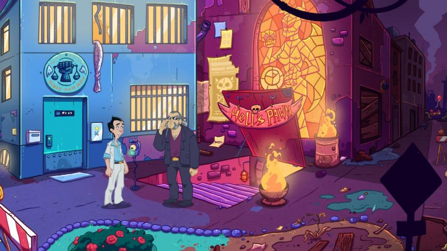 Leisure Suit Larry - Wet Dreams Don't Dry Screenshot 4