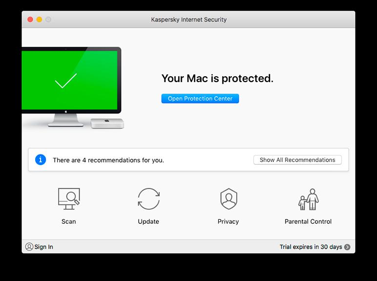 Kaspersky Internet Security Multi-Device 2019 (3 Users / 1 Year) Screenshot 5