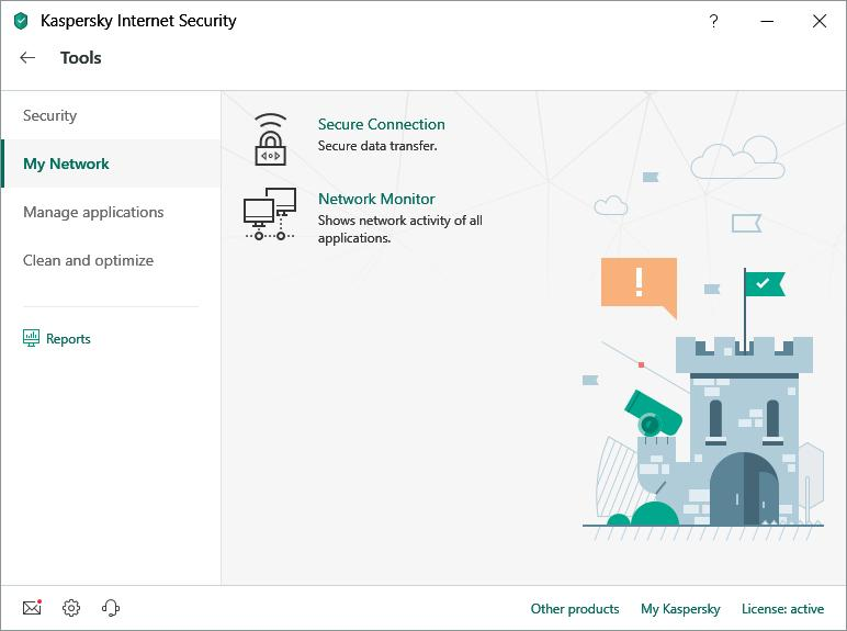 Kaspersky Internet Security Multi-Device 2019 (3 Users / 1 Year) Screenshot 3