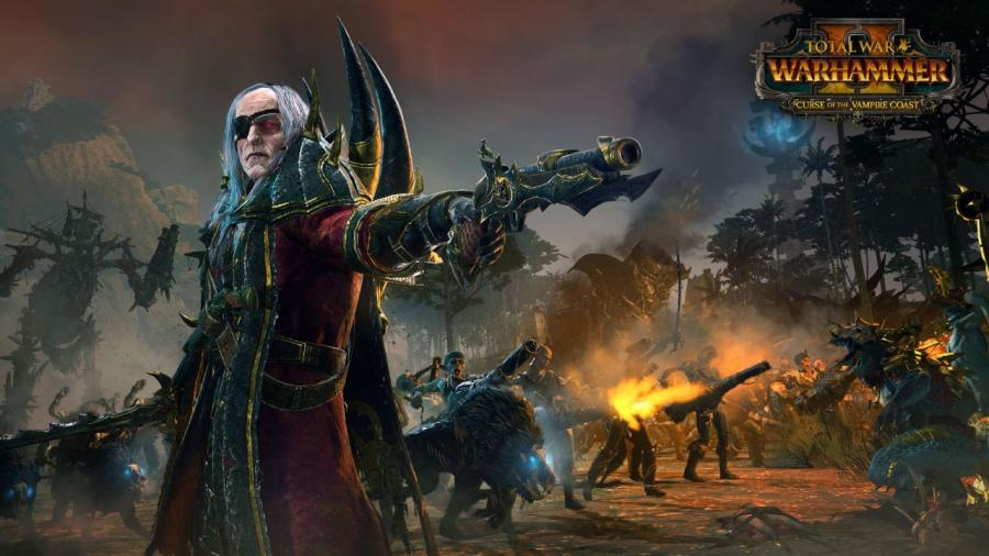 Total War Warhammer 2 - Curse of the Vampire Coast (DLC) Screenshot 2