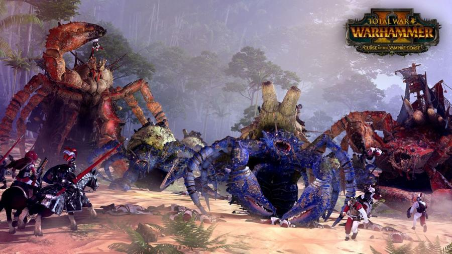 Total War Warhammer 2 - Curse of the Vampire Coast (DLC) Screenshot 4