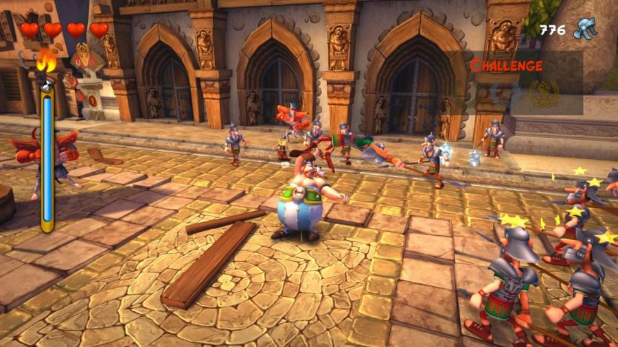 Asterix & Obelix XXL 2 Screenshot 3