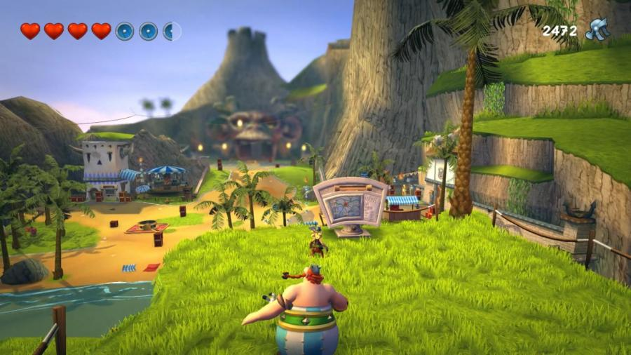 Asterix & Obelix XXL 2 Screenshot 2