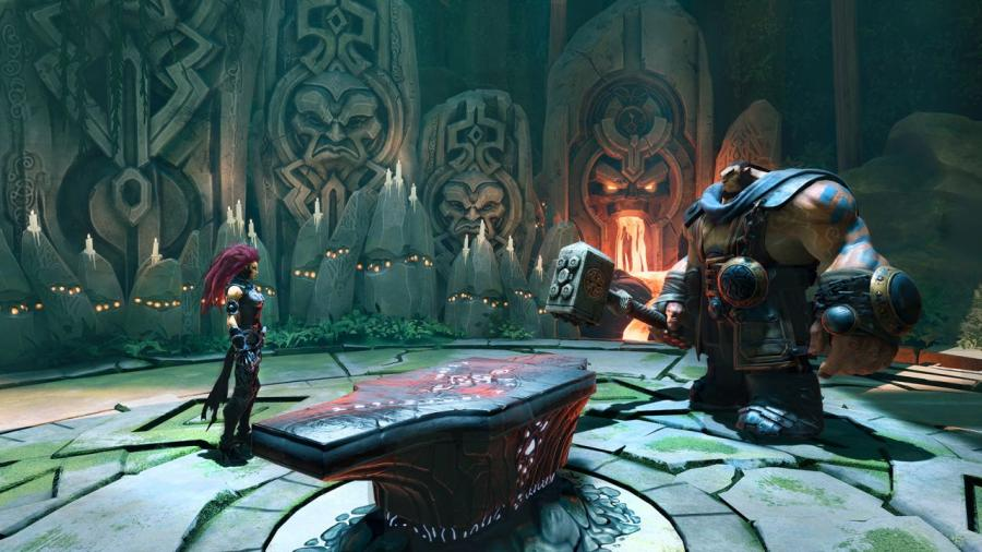 Darksiders 3 - Deluxe Edition Screenshot 2