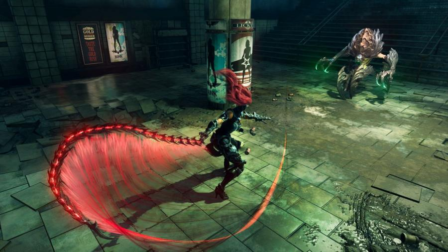 Darksiders 3 - Deluxe Edition Screenshot 3