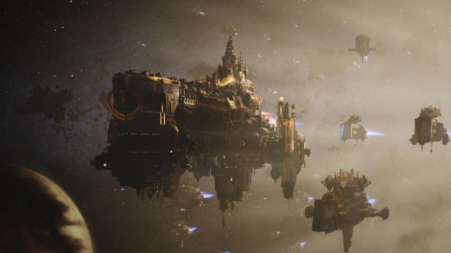 Battlefleet Gothic Armada 2 Screenshot 4