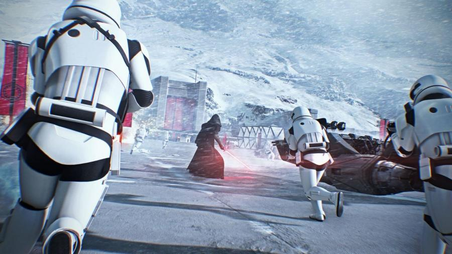Star Wars Battlefront 2 (English only) Screenshot 5