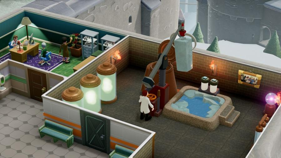Two Point Hospital - Bigfoot (DLC) Screenshot 3
