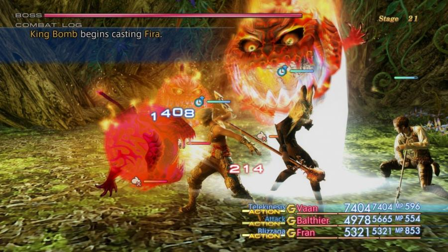 Final Fantasy XII - The Zodiac Age Screenshot 2