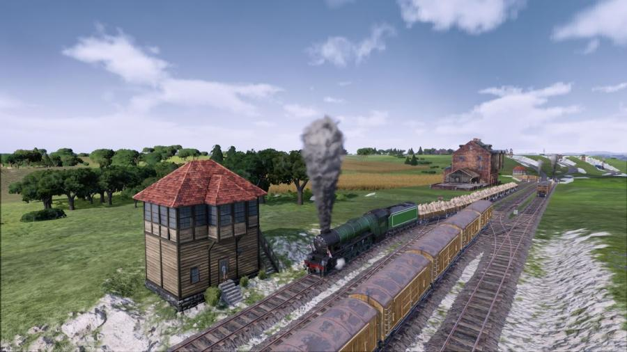 Railway Empire - Great Britain & Ireland (DLC) Screenshot 6