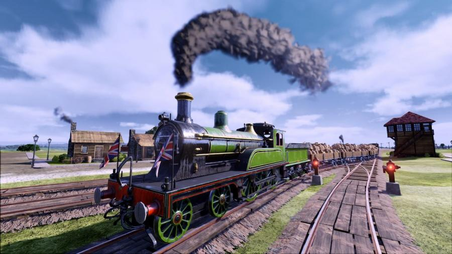 Railway Empire - Great Britain & Ireland (DLC) Screenshot 8