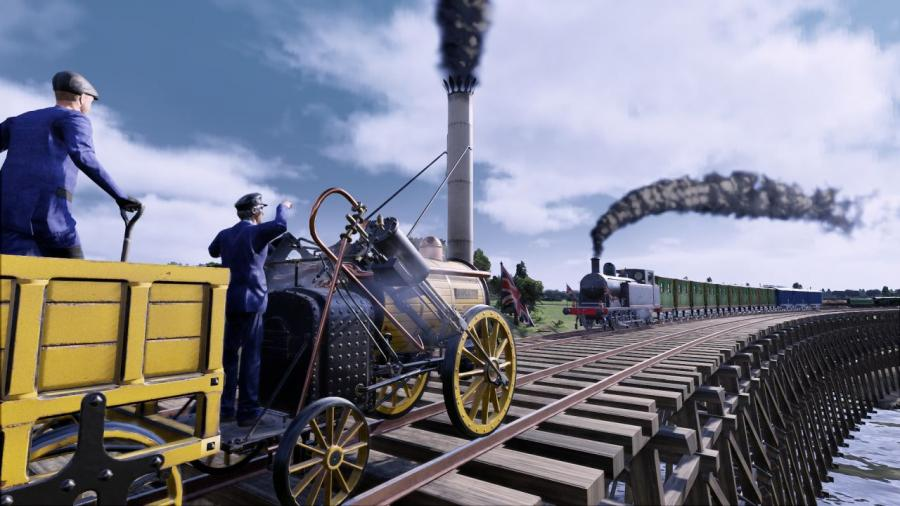 Railway Empire - Great Britain & Ireland (DLC) Screenshot 9