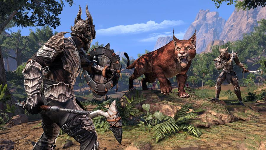 The Elder Scrolls Online - Elsweyr (Digital Upgrade) Screenshot 6