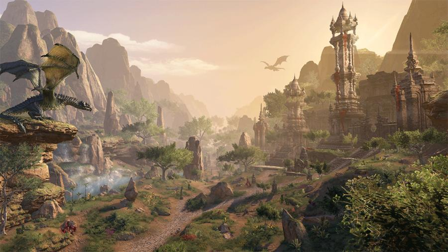 The Elder Scrolls Online - Elsweyr (Digital Upgrade) Screenshot 2